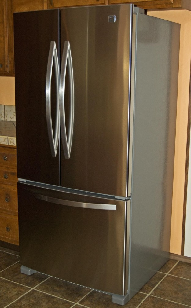 new fridge 2