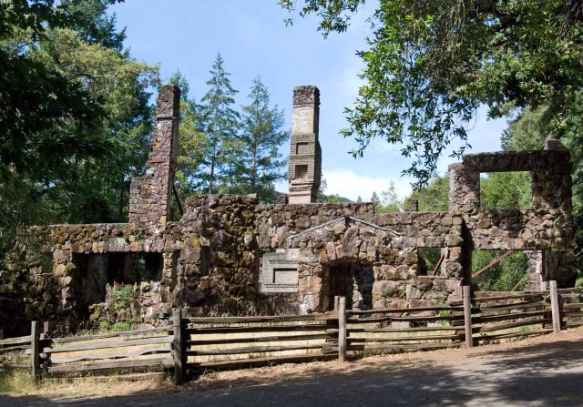 The Wolf House Ruin