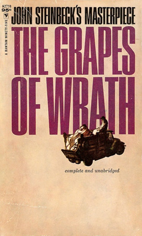 review grapes of wrath book